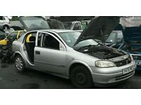 Vauxhall astra breaking