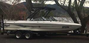 2001 Tige 22i ' Type R ' (Riders Edition) Wakeboard/Ski boat Morayfield Caboolture Area Preview