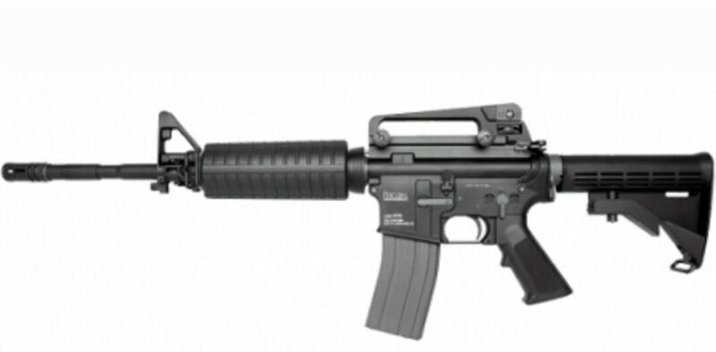 KWA Airsoft Assault Rifle Gas Blowback Gun Full Metal