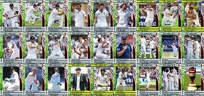 England's Ashes victory 2013 cricket Trading Cards