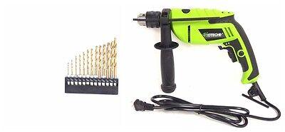 Hex Shank Hammer Drill Bits - 1/2