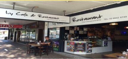 Manly Cafe/Restaurant