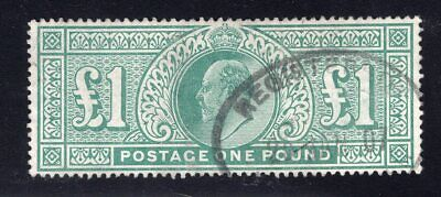 1902-11 Great Britain. SC#142. SG#266. Used, VF.
