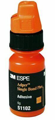 Dental 3m Adper Single Bond Bonding Adhesive 6g Bottle Exp 03-2023