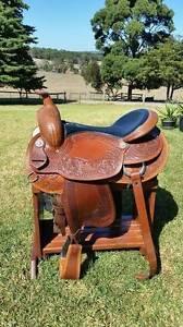 Western Saddle for sale Mornington Mornington Peninsula Preview