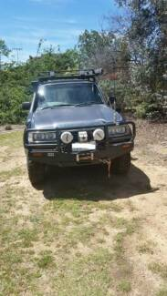 1996 80 Series Landcruiser - Optioned up and Maintained