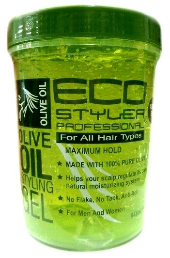Eco Styler Olive Oil Styling Gel - Haargel 946ml