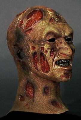Freddy Krueger Stunt Mask  1   Scary Nightmare - Freddy Krueger Masks