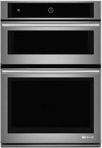 "Jenn air   JMW2430DS  30"" Microwave Wall Oven with MultiMode Convection System"
