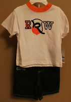Boys Rocawear & Calvin Klein 2-peice Sets - 6-9 Months NEW