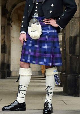 Heritage Of Scotland Tartan 8 Yard Kilt