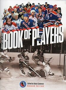 HOCKEY HALL OF FAME BOOK OF PLAYERS EVERY PLAYER FEATURED SAVE $