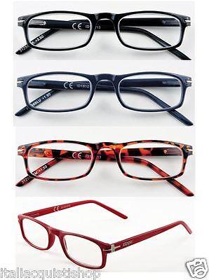 Occhiali da lettura Zippo B-Concept B6 Presbiopia colori gradazioni no custodia