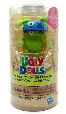 Hasbro Ugly Dolls Surprises Cool Dude Ox Brand New Sealed With Surprise