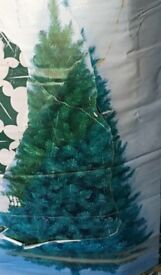 7ft Manhattan Pine Imitation Christmas Tree