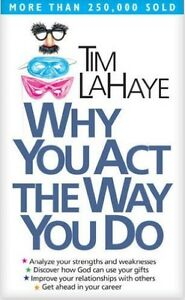 Why You Act The Way You Do-Importantace to improve Temperament