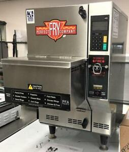 PERFECT FRY MACHINE - EXCELLENT CONDITION - WARRANTY