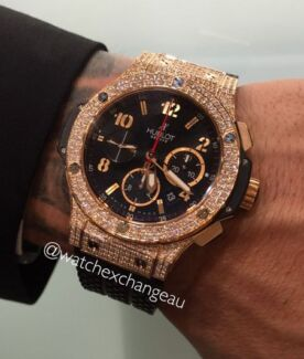 HUBLOT - BIG BANG Bondi Junction Eastern Suburbs Preview