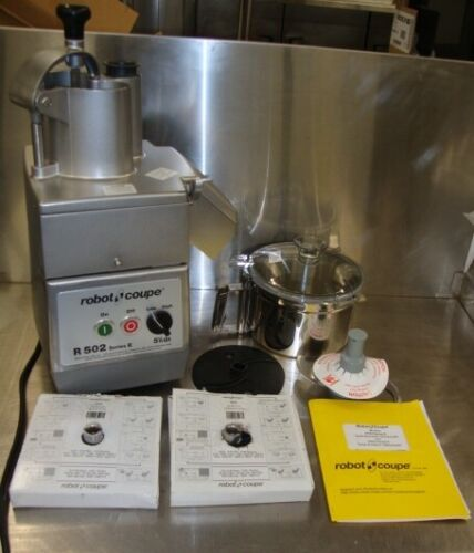 Robot Coupe R502 Combo Food Processor