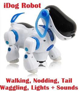 I-ROBOT-DOG-Walking-Nodding-Children-Kids-Toy-Robots-Pet-Puppy-iDog-Light-Smart