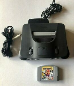 Selling a N64 w/Expansion Pak, 5 Controllers, and Mario Party 3!