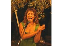 Professional versitile female vocalist near Leeds