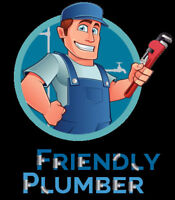 Affordable reliable plumbing and drain services plumber