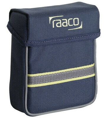 "Raaco 6"" x 6.3"" Clip-on Pouch w/Cover #771023"