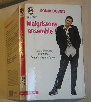 Maigrissons ensemble de Sonia Dubois