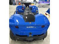 2014 GIBBS QUADSKI XL ATV SNOWMOBILE JET SKI QUAD SPORT