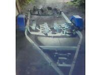 snipe trailer single axle 2008 fishing rib outboard boat