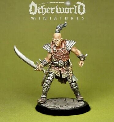 Otherworld FIGHTING FANTASY - BALTHUS DIRE (RARE LIMITED EDITION MINI and OOP!!)