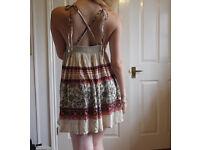 Summer dress size 8 - 10
