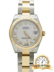 New Rolex Oyster Perpetual Datejust 178273 wro Mid-Size