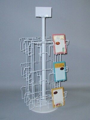 Greeting Card Rack Display 24 4 78 Spinner A2 4x6 Counter Made In Usa