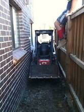 Mini Bobcat/Mini Excavator tight/difficult access excavation Sydney City Inner Sydney Preview