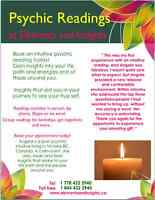 Intuitive Psychic readings with Angela