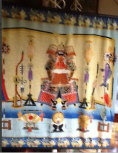 ONYX CHESS, REAL Paintings, Japanese silk wall decor Kitchener / Waterloo Kitchener Area image 2