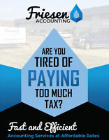 Are You Tired of Paying Too Much Tax?