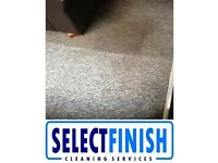 Professional Carpet & Upholstery Cleaning ** FROM £30 PER ROOM ** Carpet - Rug - Sofa - Curtains