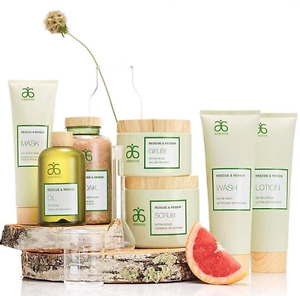 15% OFF AND FREE SHIPPING ON ARBONNE !