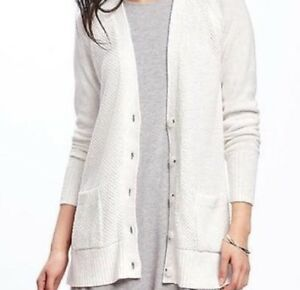 OLD NAVY BUTTON DOWN CARDIGAN-NEW!