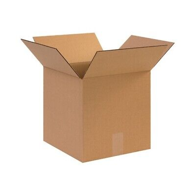 Bundle 25 12 X 12 X 12 Corrugated Cardboard Shipping Moving Boxes Cartons