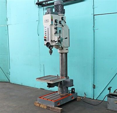 Wilton 33 Direct Drive Round Column Drill Press With Mechanical Clutch 2380