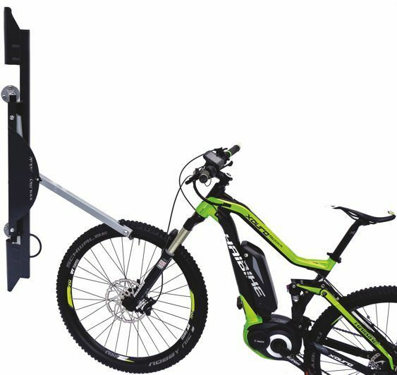 fahrradlift fahrradhalter wandhalterung aufh ngung fahrradst nder lift wand velo. Black Bedroom Furniture Sets. Home Design Ideas