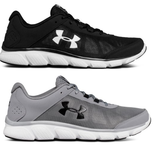 Under Armour UA Micro G Assert 7 Running Training Shoes NEW