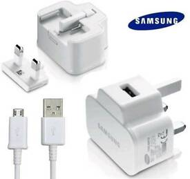 Samsung charger and cables