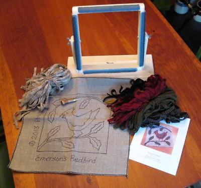 Complete Beginner Rug Hooking Kit - 10