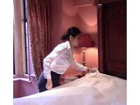 Room attendant 25 hours per week - Excellent rate of pay