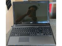 "Acer Aspire 5755G Intel Core i7 Laptop 6GB RAM 750GB Hard Drive, NVIDIA GeForce 630M, x64, 15.6""Scrn"